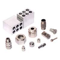 Precision Machined Components (cnc & Vmc Parts)