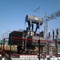 Water Spray System Installation