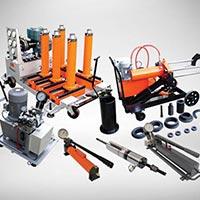 Tools & Equipment For Railways