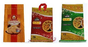 Laminated Woven Bags