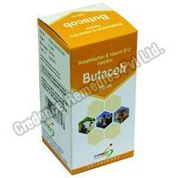 Butaphosphan 10% and Vitamin B12 50 mcg Injection