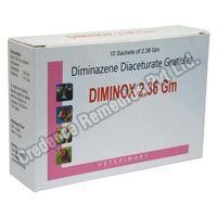 Diminazene Diaceturate and Antipyrine Oral Powder