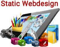 static website designing services