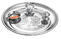 Stainless Steel Pooja Items