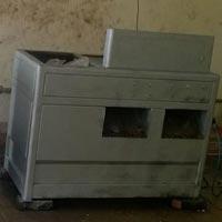 Cashew Nut Cutting Machine