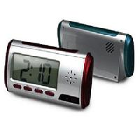 Spy Digital Table Clock Camera