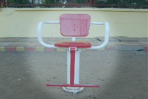 Outdoor Leg Extension Machine Gym Equipments