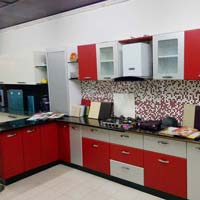 MODULAR KITCHEN CABINETS AND SHUTTERS