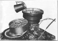 Oil Bath Air Filters