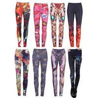 Ladies Printed Leggings