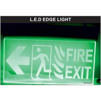 Exit Sign Board