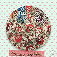 Glace Cotton Fabric
