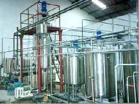 Tomato Puree and Paste Processing Plant
