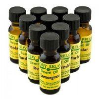 scented oils