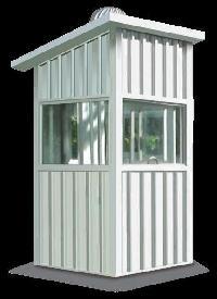 guard hut