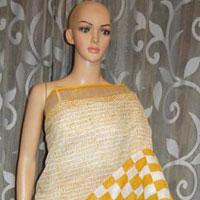 Cotton Block Printed Sarees