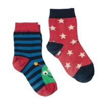 Kids Organic Cotton Socks