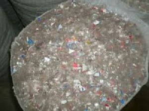 Unwashed PET Flakes