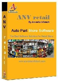 Anvretail Auto Parts Store Software