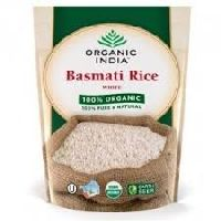 Organic Indian Basmati Rice