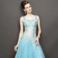 Ladies Party Wear Gown in Mumbai - Manufacturers and Suppliers India