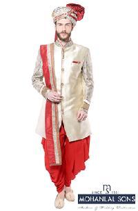 Designer Wedding Sherwani