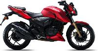 TVS Apache 200 Motorcycle