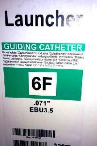 Launcher Coronary Guide Catheter