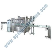 Flavored Milk Filling Machine
