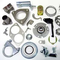 Metal Sheet Components