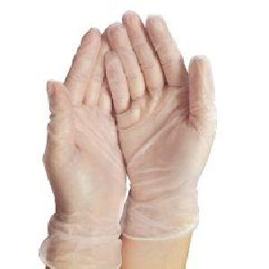 Powdered Vinyl Examination Gloves