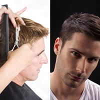 Mens Hair Cutting Services