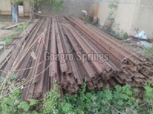 Structural Steel Railway Tracks