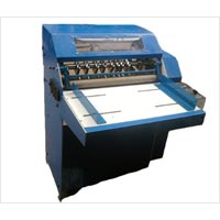 Huma Sticker Half Cutting Machine