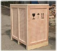 Export Plywood Packing Box
