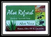 Aloe Refresh Premium Bath Soap