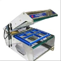 Meals Tray Packing Machine