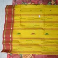 Bangli Tant Saree
