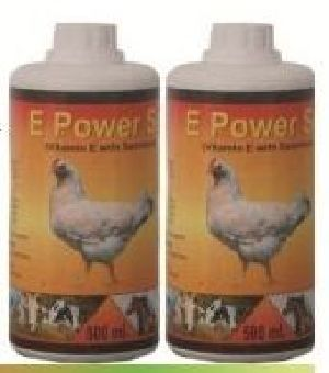 E Power Se Poultry Feed Supplement