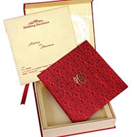 Invitation Cards and Sweets Combo Box