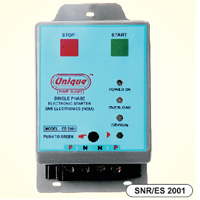 Single Phase Electronic Starter SNR-ES-2001