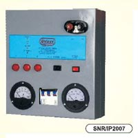 Three Phase Control Panel (SNR-IP-2007)