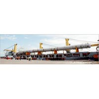 Break Bulk And Project Freight Forwarding Services