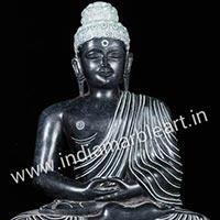 Marble Gautam Buddha Statue