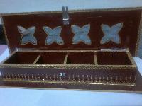 Wooden Designer Dry Fruit Box