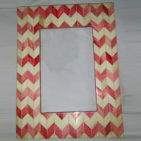 Bone Picture Frame
