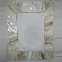 Shell Photo Frames
