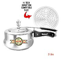 united magic silver induction pressure cooker