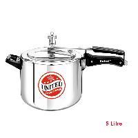 5 Litre Regular Aluminium Inner Lid Pressure Cooker
