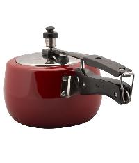 united regular aluminium inner lid pressure cooker